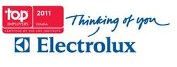 electrolux una de las mejores empresas para trabajar