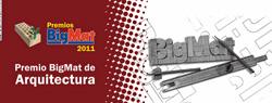 los premios de arquitectura bigmat 2011 amplan el plazo de presentacin