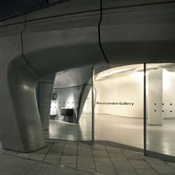 apertura del nuevo roca london gallery