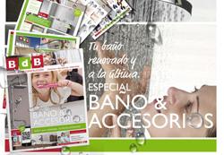 el grupo  bdb edita un nuevo catlogo de productos de bao y complementos
