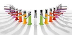 nueva serie loft colors de tres grifera
