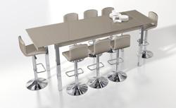 mesa extensible y a medida de cancio