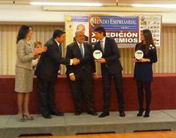 fagor group galardonado en los premios mundo empresarial europeo