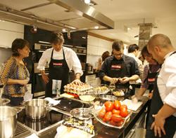 miele gallery celebra su segundo duelo gastronmico