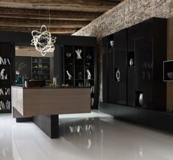 warendorf presenta sus cocinas formato saln en la kchenmeile a30