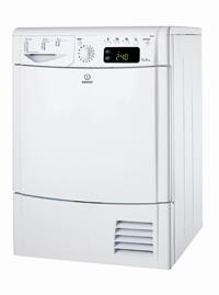 indesit ofrece mayor capacidad de carga en sus secadoras