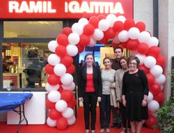 grupo gamma estrena tienda en la corua