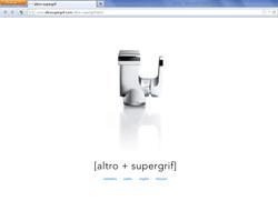 altro supergrif estrena nueva web