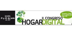 hoy arranca en madrid el ii congreso de hogar digital
