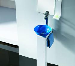 the bathco lanza un nuevo modelo de pedestal blanco