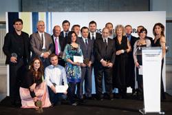 porcelanosa otorga sus v premios anuales de arquitectura e interiorismo