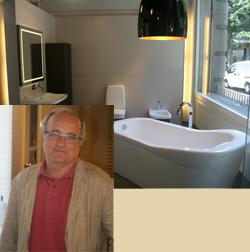 bagno presenta un nuevo espacio para duravit