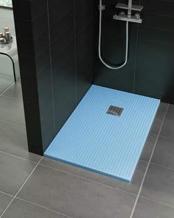 nuevos platos de ducha extraplanos de doccia