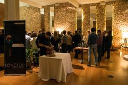 kaldewei celebra en mallorca un evento para profesionales del sector