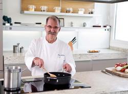 de dietrich equipa la cocina del restaurante akelarre de san sebastin