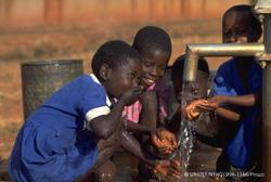 campaa solidaria de presto en la semana del agua