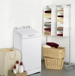 nueva gama de lavadoras de carga superior de indesit