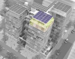 jacob delafon apoya el proyecto del hbitat innovador canopea en el solar decathlon 2012