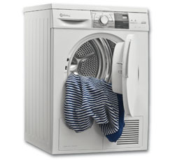 nueva secadora de 7 kg balay clase a