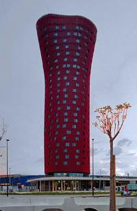 ideal standard presente en el nuevo hotel santos porta fira de barcelona