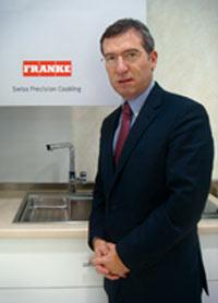 nuevo director general del grupo franke en espaa