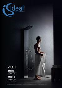 ideal standard internacional presenta sus tarifas para 2010