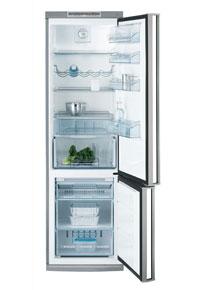 aeg ampla su gama de frigorficos combis santo