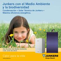junkers se compromete con el medio ambiente