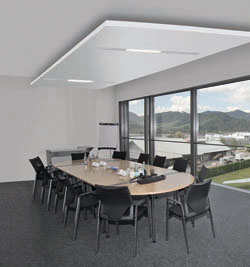 nuevo sistema de calefaccin y refrigeracin por techo radiante de zehnder