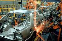 la produccin industrial cae un 16 en julio