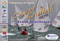 distribunosa patrocina el ii campeonato de espaa laser radial open 2010