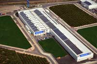 grupo profiltek ampla sus instalaciones fotovoltaicas