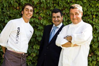 cna group colabora con el celler de can roca