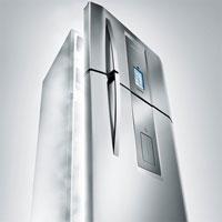 electrolux lanza un frigorfico con pantalla tctil