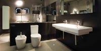 ideal standard presente en cuatro espacios de casa decor