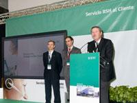bsh inaugura su nuevo centro servicio al cliente en legans