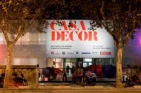 exitoso cierre de casa decor barcelona 2010