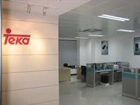 teka inaugura oficina en china