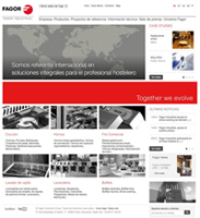 la web 20 de fagor ahora ms interactiva