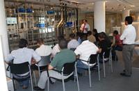ms de 500 profesionales pasan por el centro tcnico de geberit