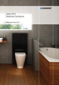 geberit presenta sus nuevas tarifas para el 2011