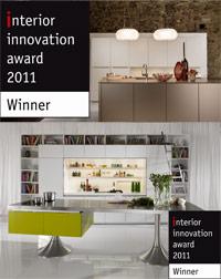 warendorf recibe dos premios interior innovation award