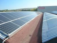 entra en funcionamiento la primera planta fotovoltaica de scavolini