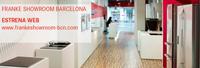 franke showroom barcelona estrena  nueva web