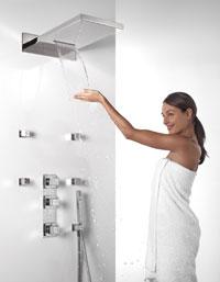 tres lanza el nuevo kit de ducha termosttico cuadro