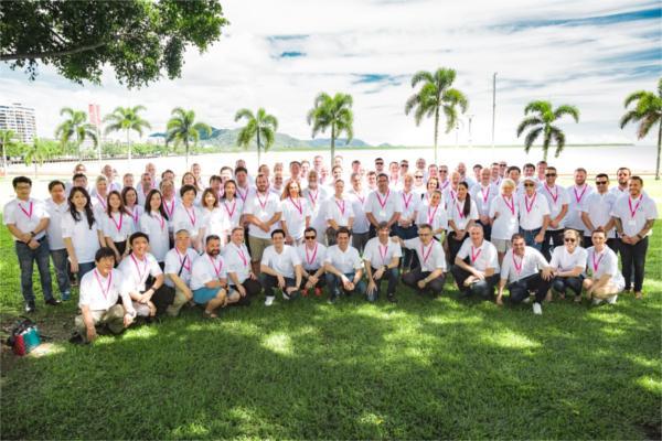 australia acoge la convencioacuten de distribuidores de asiapaciacutefico de grupo cosentino