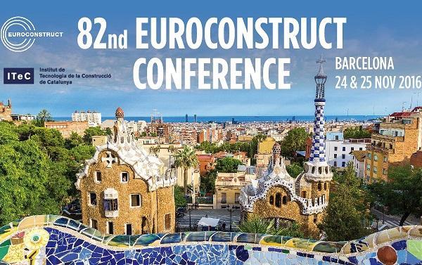 barcelona acoge la 82 conferencia euroconstruct