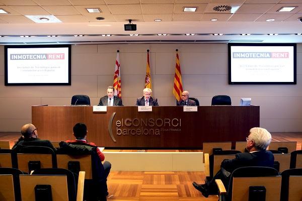 barcelona acoger un saln dedicado a la tecnologa para el sector inmobiliario