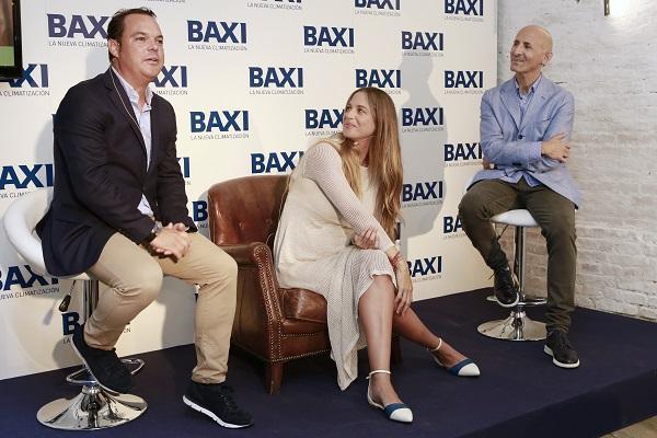 baxi presenta la ropa inteligente que conecta con la climatizacin en el hogar