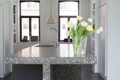 bealstone una nueva generacin de terrazo continuo decorativo totalmente personalizable